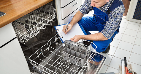 Sub-Zero and Viking Dishwasher Repair in Los Angeles